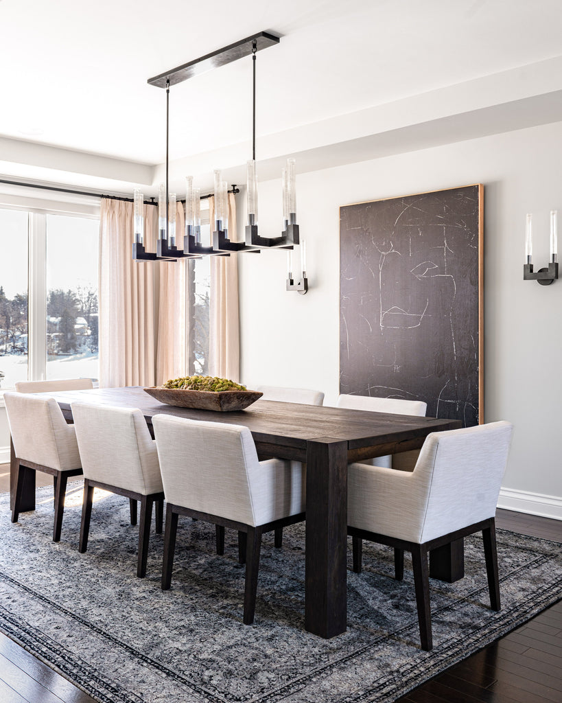 Modern and Classic Dining Room