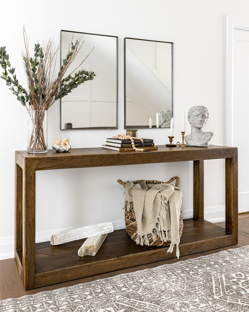 Entryway Console table- west of main shoppe
