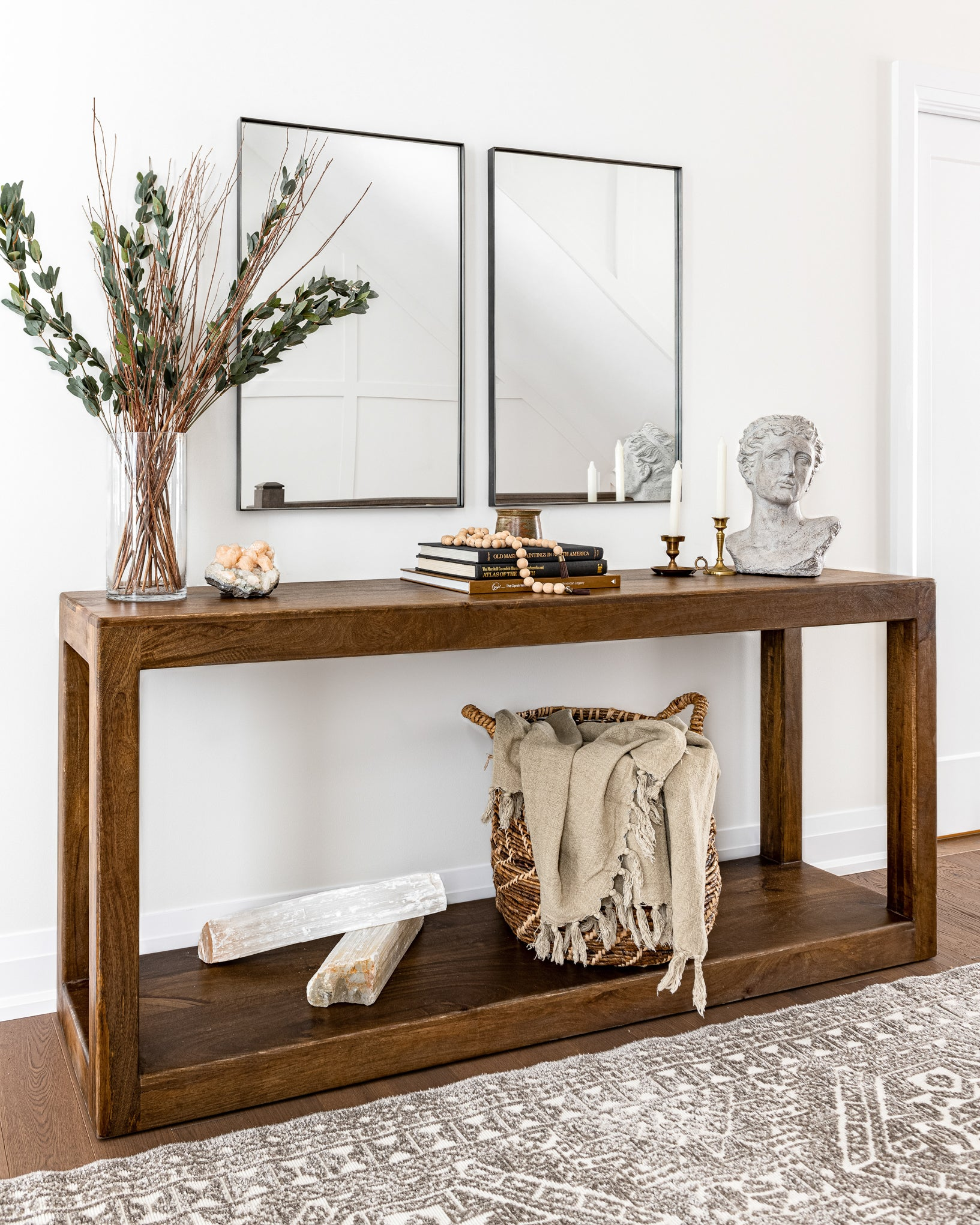 Entryway Console table- west of main shoppe.