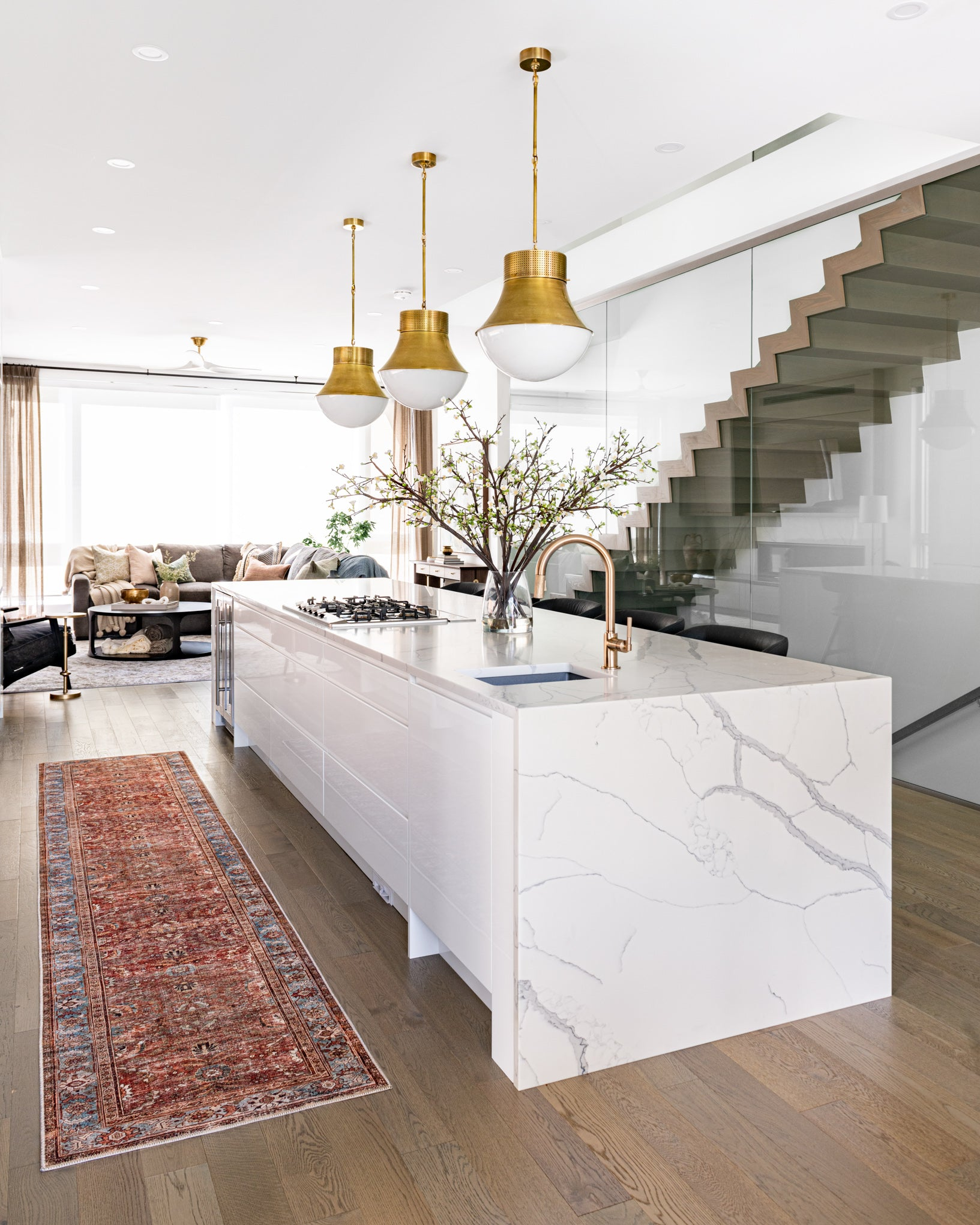 modern-white-kitchen-with-gold-accents