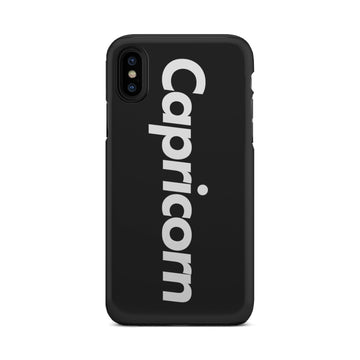 Capricorn Hype Tough Phone Case - House of the Twelve