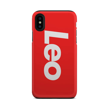 Leo Hype Tough Phone Case - House of the Twelve