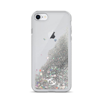 Cancer Liquid Glitter Phone Case - House of the Twelve