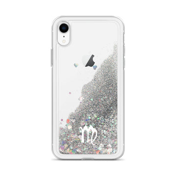 Virgo Liquid Glitter Phone Case - House of the Twelve