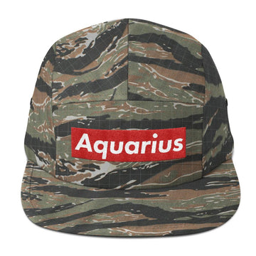 Zodiac Sign Hype Camp Cap - House of the Twelve