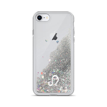 Leo Liquid Glitter Phone Case - House of the Twelve