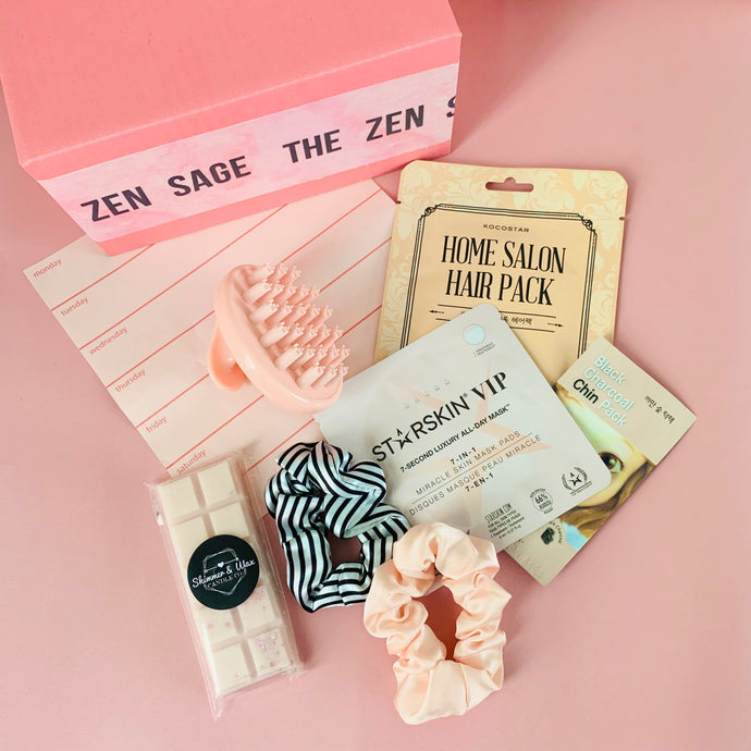 ZEN ME April Box