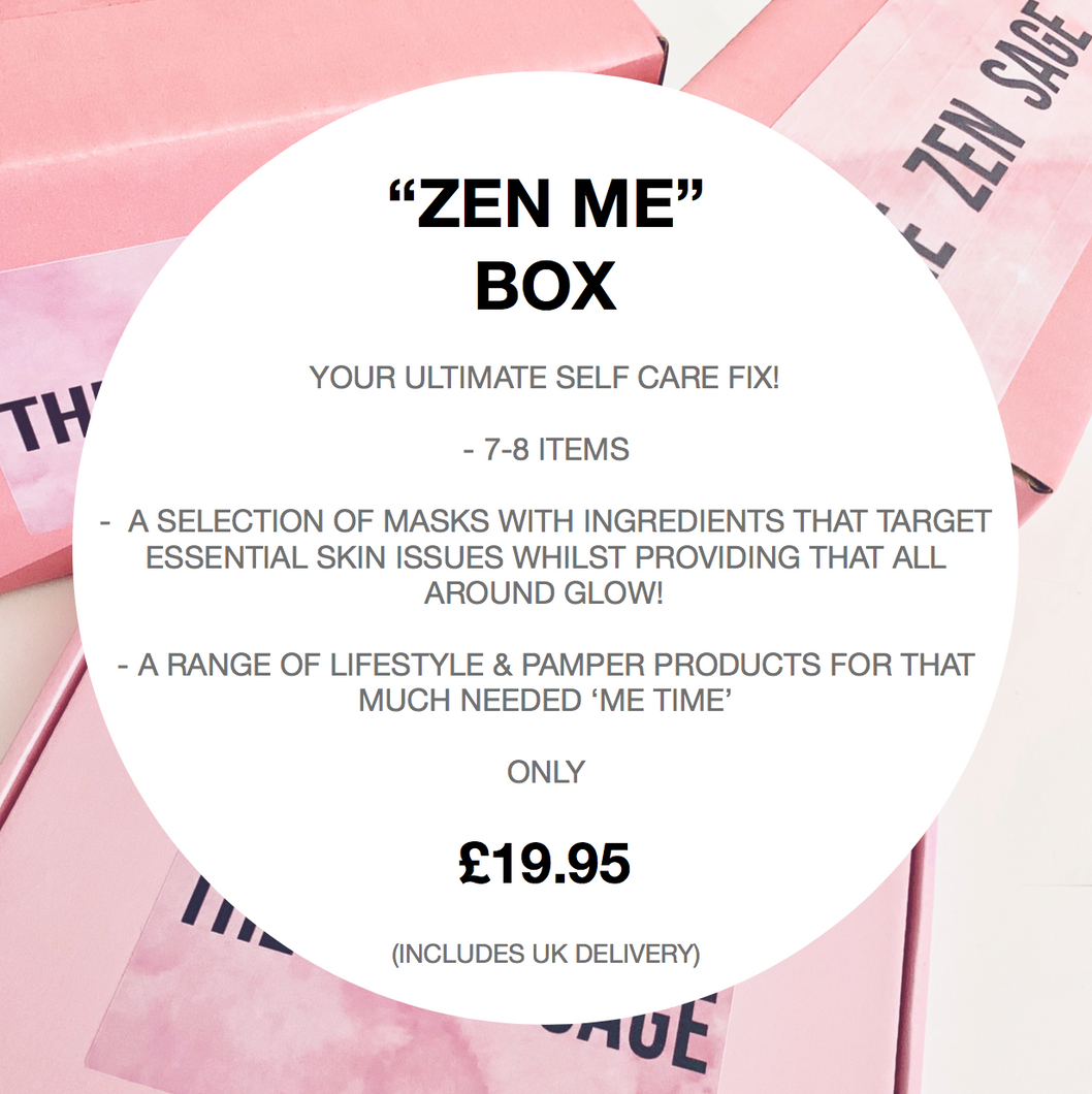 ZEN ME BOX SUBSCRIPTION