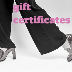 Gift Certificates By Denomination