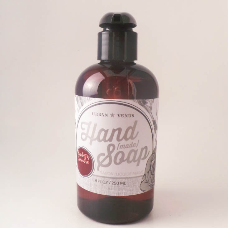 Raspberry Smoothie  Hand Soap