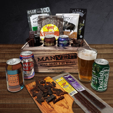 Jerky and Beer Advent Calendar