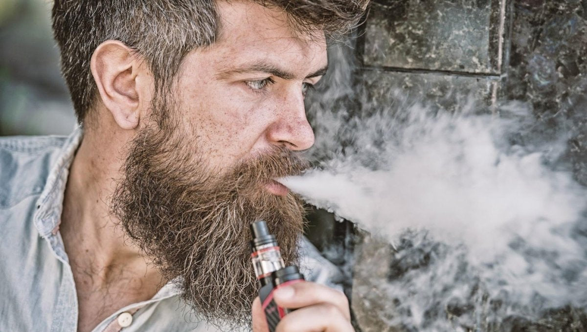 The Ten Commandments of Vaping Etiquette