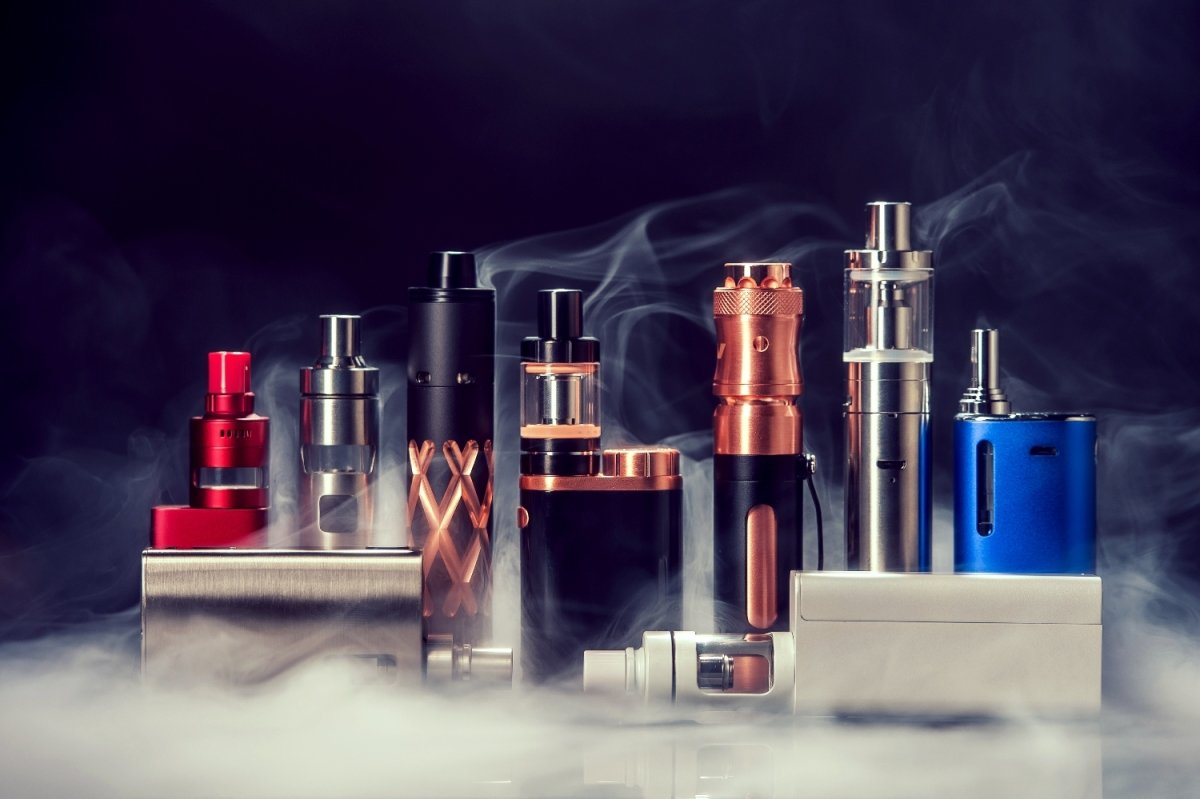 Where Did Vaping Begin?