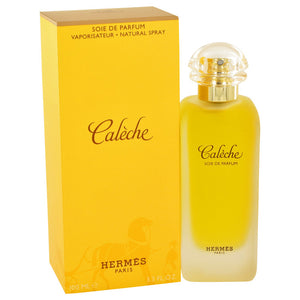 CALECHE by Hermes Soie De Parfum Spray 3.4 oz for Women