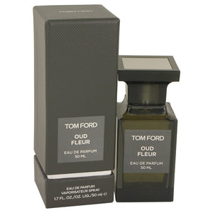 Tom Ford Oud Fleur by Tom Ford Eau De Parfum Spray (Unisex) 1.7 oz for Men