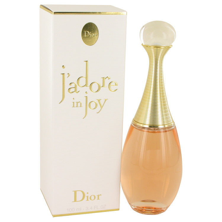 Jadore in Joy by Christian Dior Eau De Toilette Spray 3.4 oz for Women