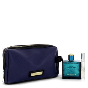 Versace Eros by Versace Gift Set for Men