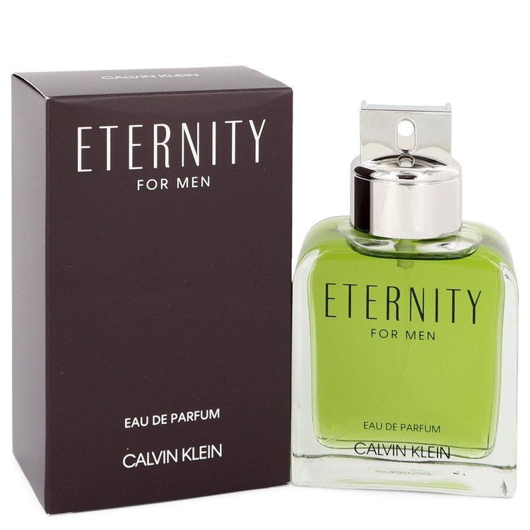 ETERNITY by Calvin Klein Eau De Parfum Spray 3.3 oz for Men