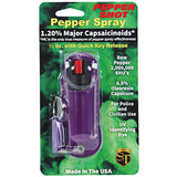 Pepper Shot 1.2% MC 1/2 oz Halo Holster Purple