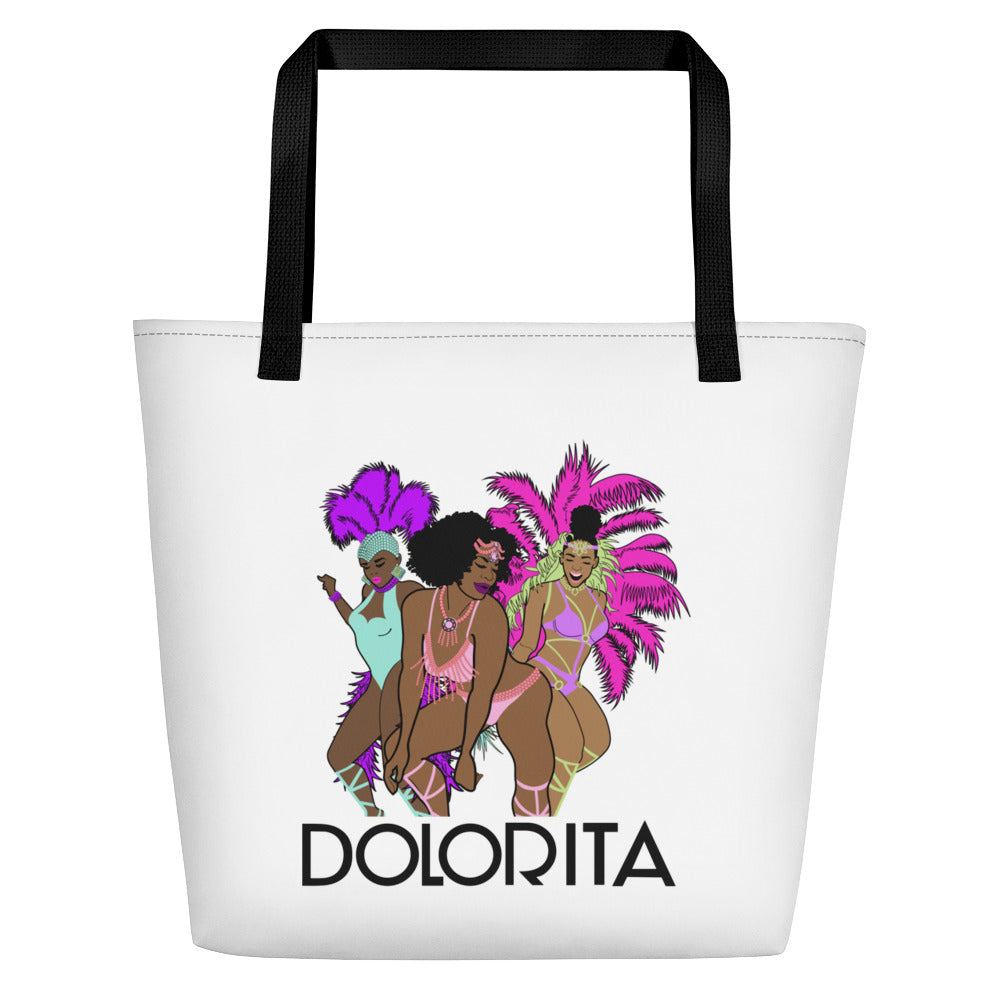Dancing Queens Giant Tote