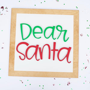 "18"" DEAR SANTA - WAVE ONE (4 WEEKS)"