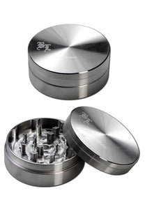 Stainless Steel Grinder - 2 Parts