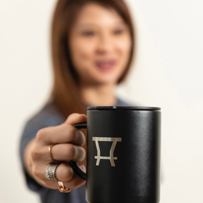 The Traveler Mug - Black