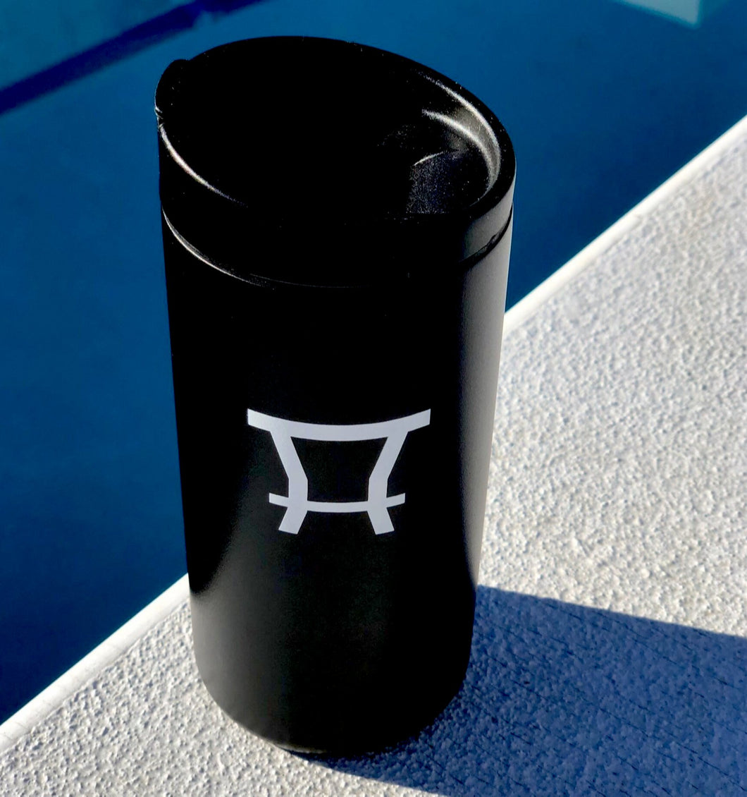 The Travel Tumbler - Black