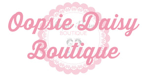 Oopsie Daisy Baby Boutique. A UK Baby Boutique.