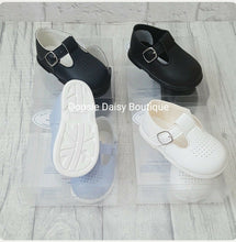 Load image into Gallery viewer, Boys TBar Shoes - Oopsie Daisy Baby Boutique