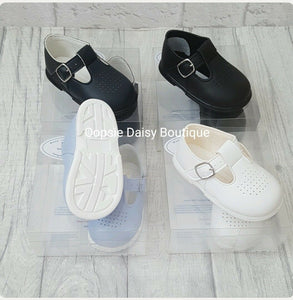 Boys TBar Shoes - Oopsie Daisy Baby Boutique