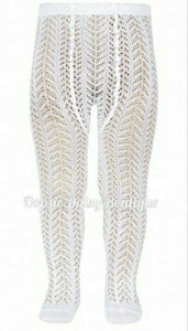 Condor Open Weave Spanish Pelerine Tights