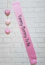 Load image into Gallery viewer, Yummy Mummy Sash Banner - Oopsie Daisy Baby Boutique