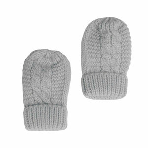 Baby Knitted Mittens Gloves Size 0-12 Months