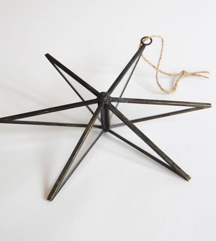Iron and Glass star