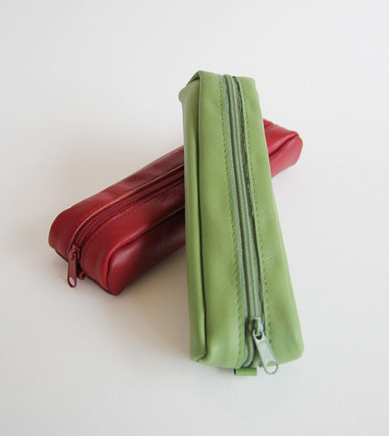 Leather Pencil Case Caravan Homewares Limited