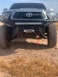 LEX offroad 2005+ Toyota Tacoma VR1 bolt on winch bumper