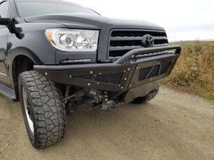 "LEX Offroad 2007-current Toyota Sequoia ""SAVAGE"" bolt on front bumper"