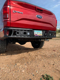 LEX offroad 2015+ Ford F150 Gen 2 Rear bumper 100% bolt on