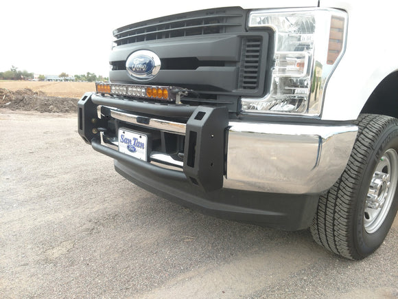 LEX offroad 2017+ F250 F350 Gen 2 push bar 100% bolt on
