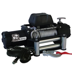 Bulldog 8000k Standard Series winch