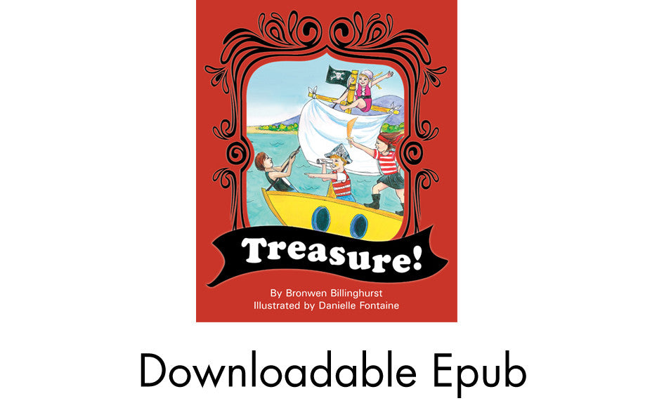 3. Treasure! - Epub version