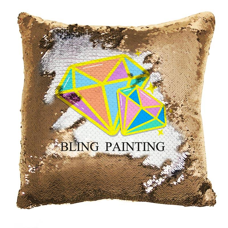 Normal Sequin Pillow Upgrade Plan