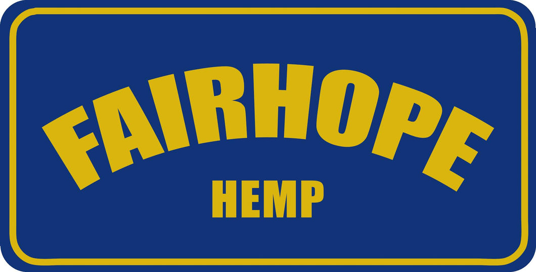 Fairhope Hemp Hat