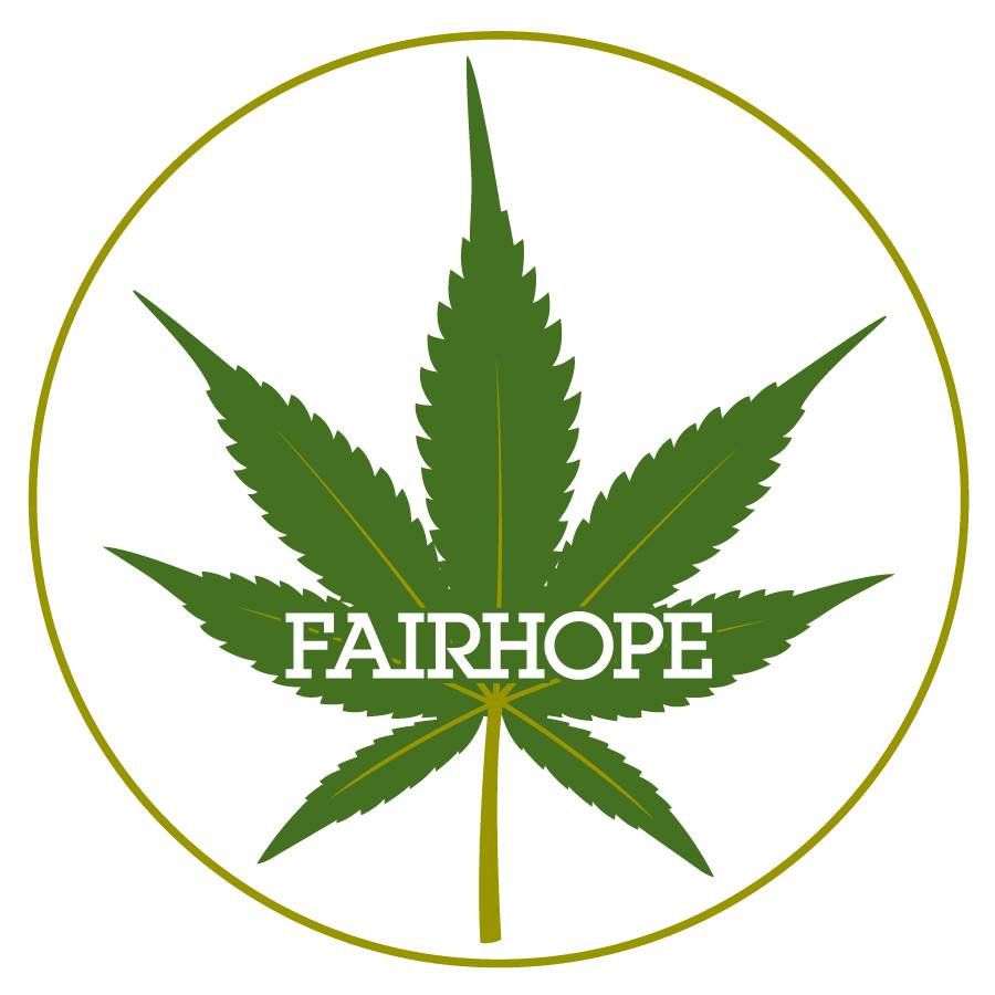 Fairhope Hemp Sticker