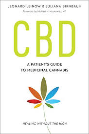 Book CBD a Patient's Guide to Medical Cannabis