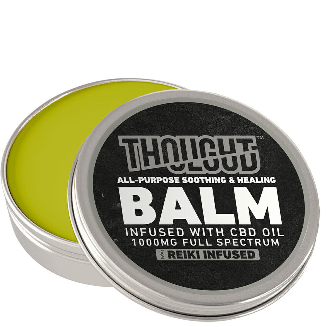 New 1000mg Thoughtcloud Pain Management Balm