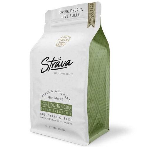 Strava Craft Coffee 100mg - Intro