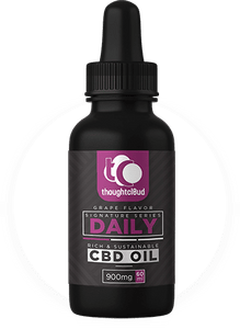 Thoughtcloud Signature Series - Daily Cherry - CBD Oil