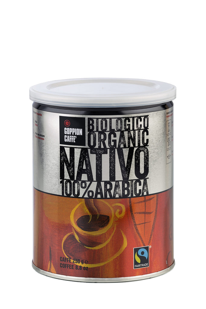 NATIVO Bean Tin